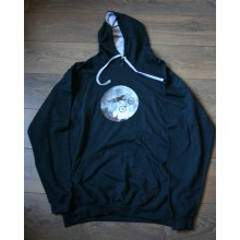 Wolfride Navy Blue Hooded top - Wolfrider
