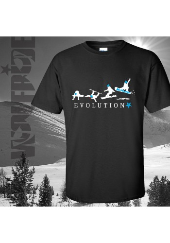 Evolution Snowboarding T-shirt